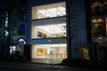 苹果拟本周重开日本零售店先开两家别的八家待定