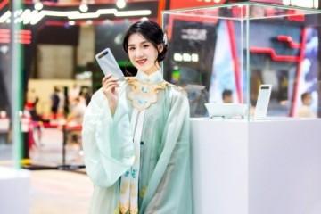 魅族17 Pro 惊艳亮相ChinaJoy !晓芳窑演绎千年之美!