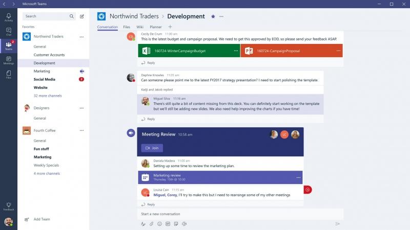 微软正式关闭SkypeforBusinessOnline其功能被迁移到Teams